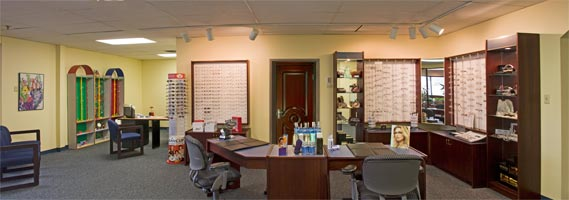 South County Eye Care Office
